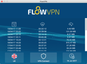 How to configure Flow VPN on Mac | Flow VPN - Unmetered VPN service