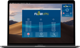 Flow VPN - Unmetered VPN service with free trial